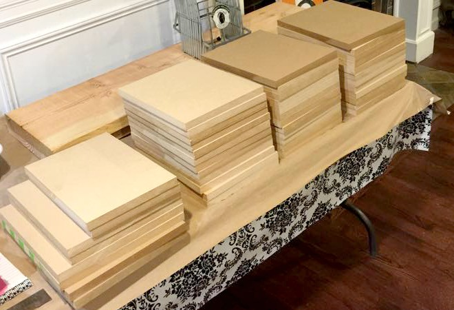 mdf craft club house diy workshop